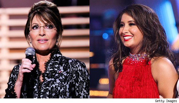 Sarah Palin on Dancing With the Stars