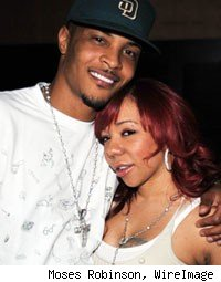 Rapper T.I. and New Bride Arrested for Drugs