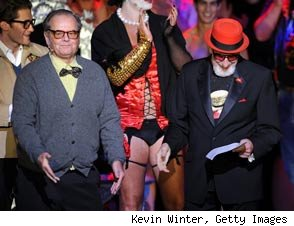 'Glee' Cast, Jack Nicholson, More Bring 'Rocky Horror' To Life In LA