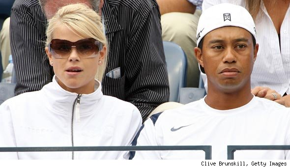 Tiger Woods Exact Divorce Payout: $110 Million to Elin