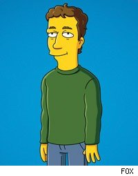 Mark Zuckerberg Weekend Ends in 'The Simpsons' Cameo