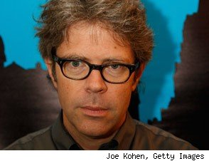 Author Jonathan Franzen's Glasses Stolen, Ransom Demanded