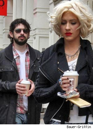 Christina Aguilera &amp; Jordan Bratman