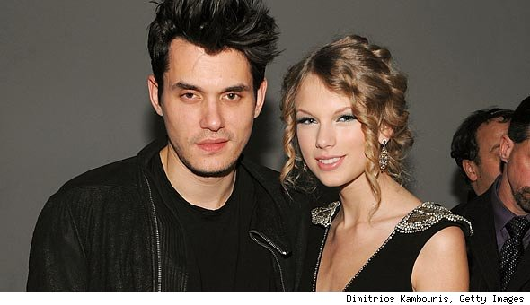 John Mayor & Taylor Swift