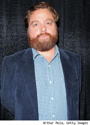 Zach Galifianakis Behind Mel Gibson Losing 'Hangover 2' Cameo?