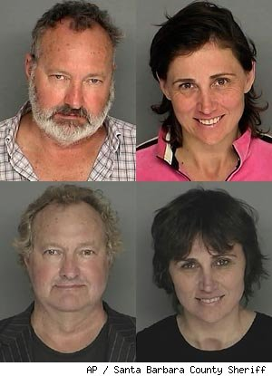 Randy Quaid and Wife Evi: Third Arrest in Six Months