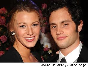 'Gossip Girl' Stars Blake Lively and Penn Badgley Split