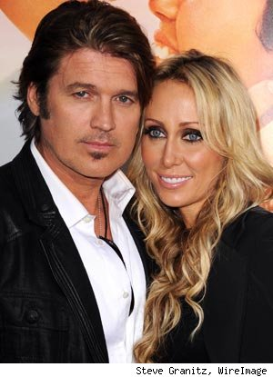 Billy Ray and Tish Cyrus split