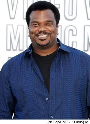 Craig Robinson interview