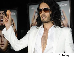 Russell Brand Says Katy Perry Wedding Date Is a 'Massive Secret'
