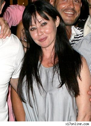Shannen Doherty Book