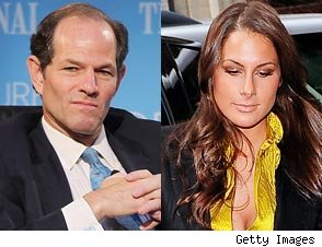 Eliot Spitzer and Ashley Dupre