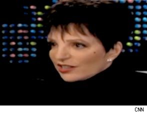 Larry King Asks Liza Minnelli About Fifth Marriage, 'Are You Nuts?!'