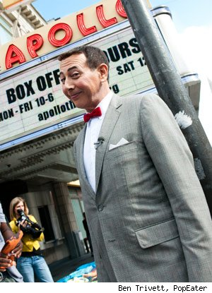 Pee-wee's Big Adventure: Herman Takes New York City by Storm