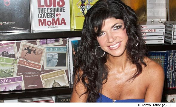 Teresa Giudice Paid Less Than Other 'Housewives'