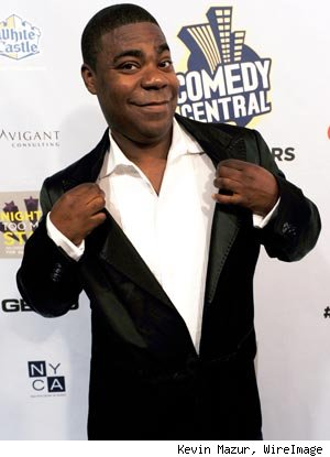 Tracy Morgan: Live Episode Will Be 'Dirty Rock'