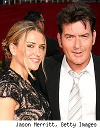 Brooke Mueller Thinks Charlie Sheen Stabbed Her in the Back
