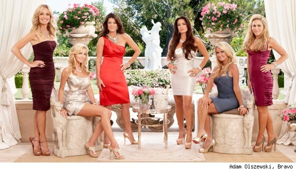 Shocker: Beverly Hills 'Housewives' Have All Had Plastic Surgery