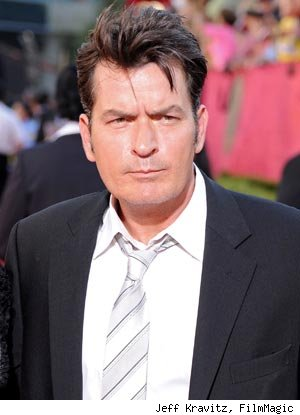Charlie Sheen Hires Sober Coach