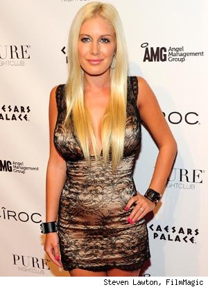 Heidi Montag Hits Strip Club to Prepare for New Video