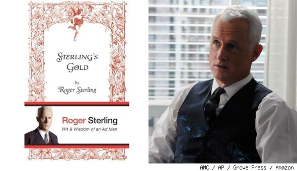 Video: Reading 'Mad Men' Memoir 'Sterling's Gold'