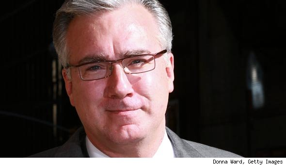 Suspended Keith Olbermann Demanded MSNBC Apology