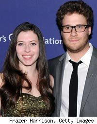 Seth Rogen Engaged to Girlfriend Lauren Miller