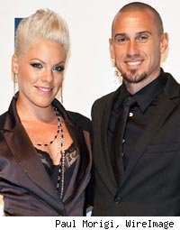 Pink &amp; Carey Hart