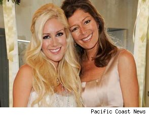 Heidi Montag's Mom Struggling to Pay Bills