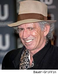 Keith Richards Attacks Journalist During Interview