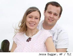 Josh & Anna Duggar expecting second baby