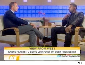 Matt Lauer on Kanye West's 'Today' Show Interview: 'Nothing Improper About It'