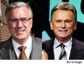 Pat Sajak Sorry For Unleashing Keith Olbermann on America