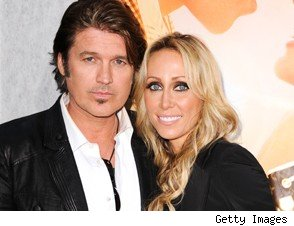 Billy Ray & Tish Cyrus