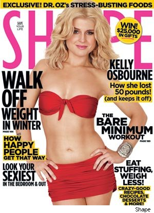 Kelly Osbourne Tells Shape 'I Stopped Hating the Way I Looked'