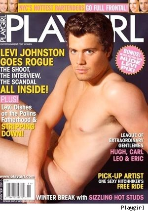 EXCLUSIVE: Sarah Palin gives infamous nude-dude clearinghouse Playgirl a ...