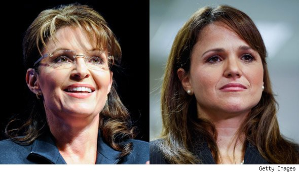 Sarah Palin Wants Christine O'Donnell on Next 'Dancing With the Stars'