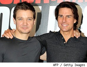 'Hurt Locker' Star Jeremy Renner May Take Over 'Mission: Impossible' Franchise