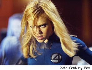 'Fantastic Four' Almost Made Jessica Alba Quit Acting