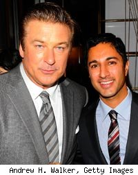 '30 Rock' Star Maulik Pancholy Dotes on Alec Baldwin, Shatters Stereotypes