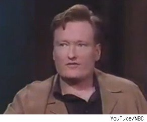 Conan Caught Trashing His Own Shtick Back in 2002