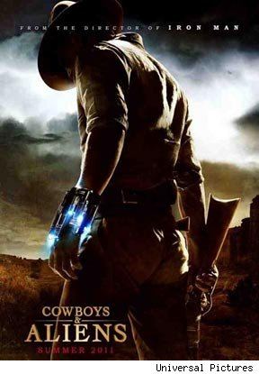Video: First Look at 'Cowboys and Aliens'