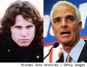 FL Gov. Charlie Crist Might Finally Pardon Jim Morrison