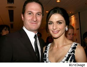 Rachel Weisz and Darren Aronofsky Split After Nine Years