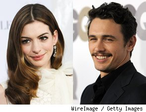 Confirmed: James Franco and Anne Hathaway To Host the Oscars
