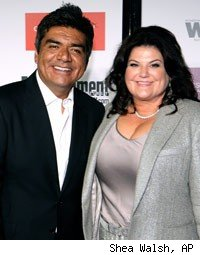 George Lopez's Wife Ann Files for Divorce