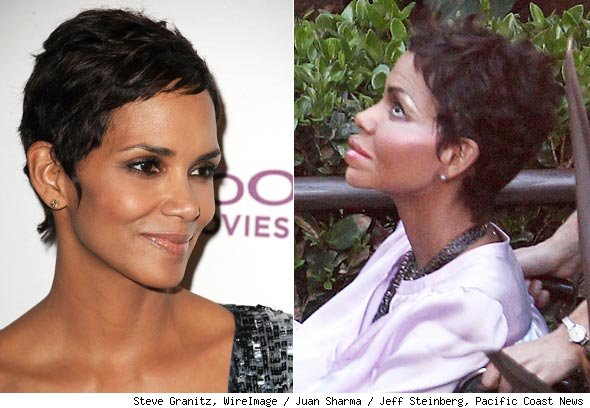 Halle Berry in Truth or Dare