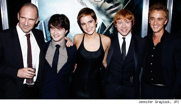 harry potter and deathly hallows in fan. #39;Harry Potter and the