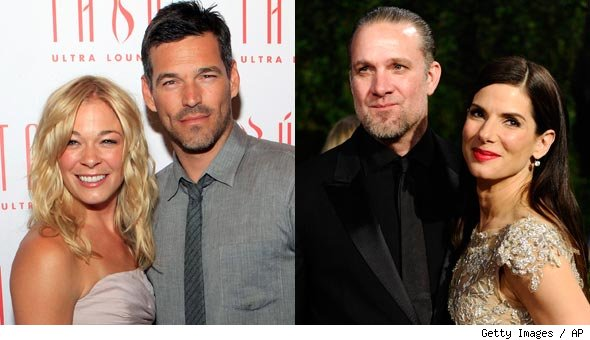 Case of the Ex: The Good, the Bad, and the Ugly in Celebrity Cheating