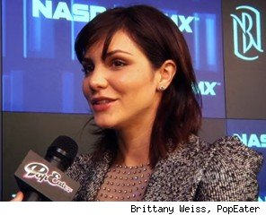 Katharine McPhee Plays Cupid for Lucky Couple, Talks Shark Thriller